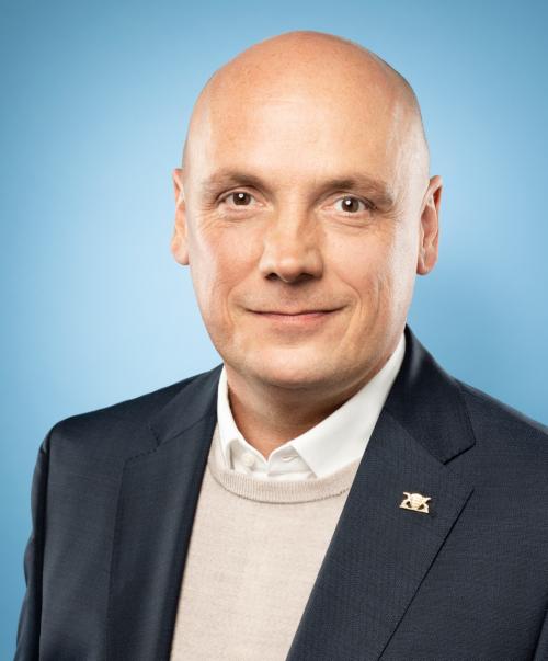 Porträtfoto Daniel Born Landtagswahl 2021